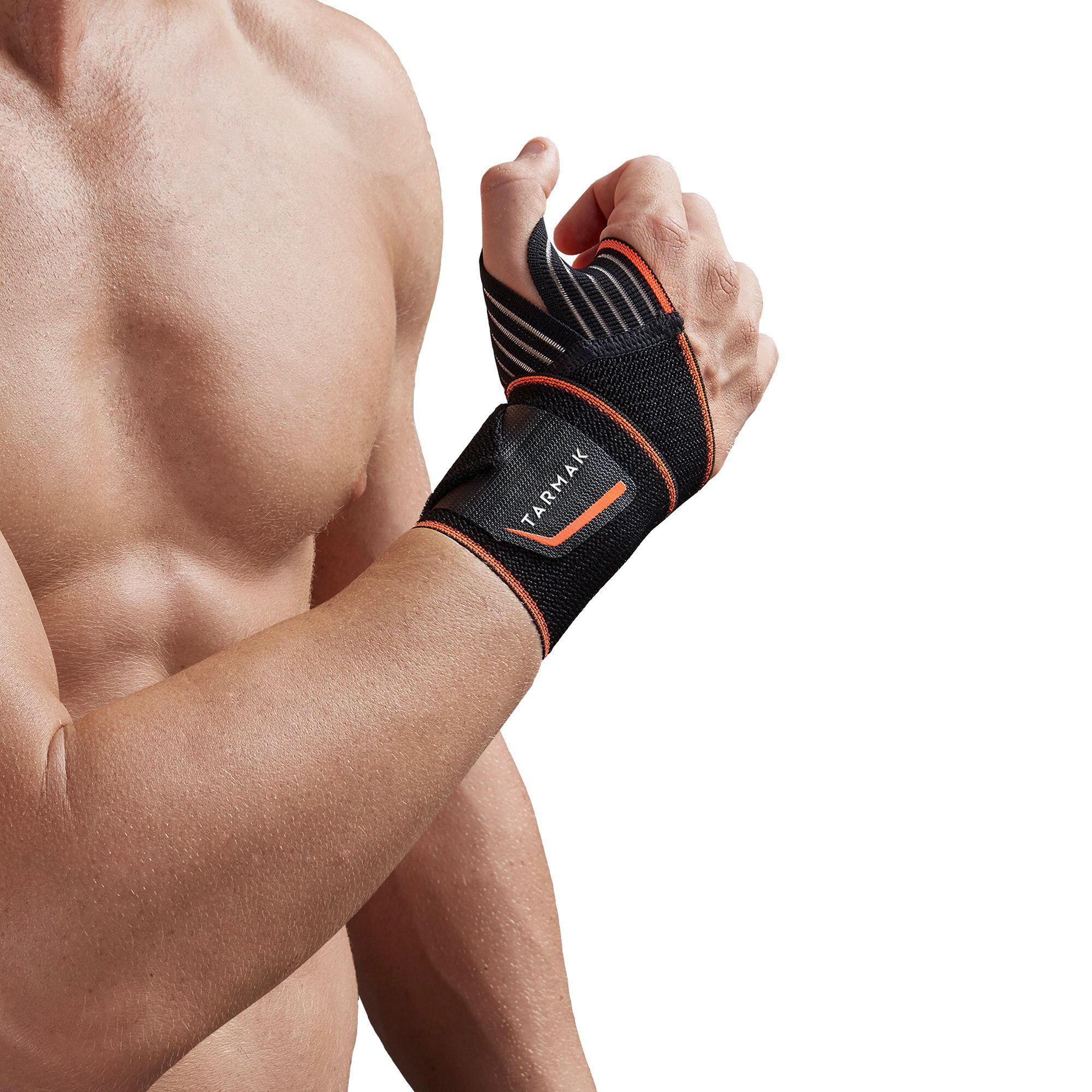Protège poignet gauche/droite homme/femme SOUPLE 300