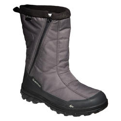 SH100 X-Warm Men's Snow Hiking Boots - Khaki