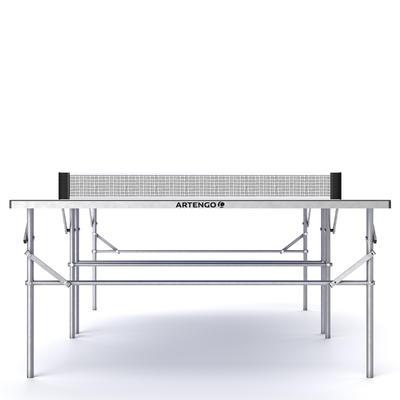 طاولة تنس طاولة خارجية ARTENGO FT720 - زرقاء
