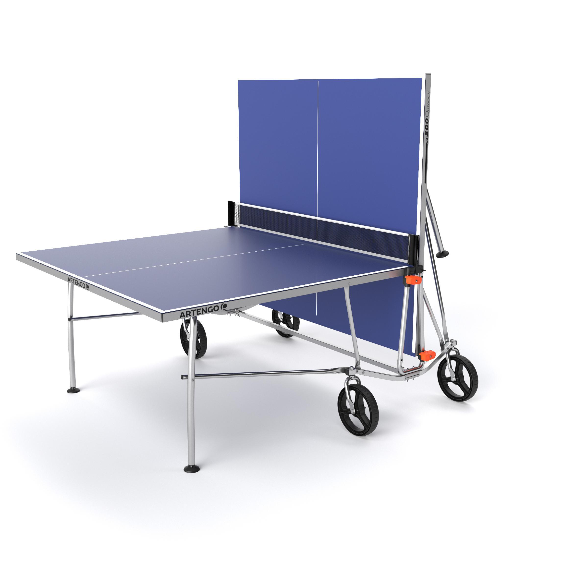 TABLE TENNIS LIBRE PPT 500 EXTÉRIEUR