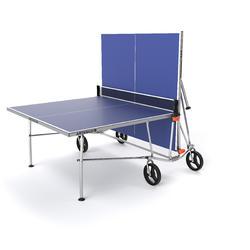 Tafeltennistafel outdoor PPT 500 (FT730) blauw