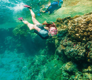 Comment bien utiliser un masque et tuba de snorkeling ?