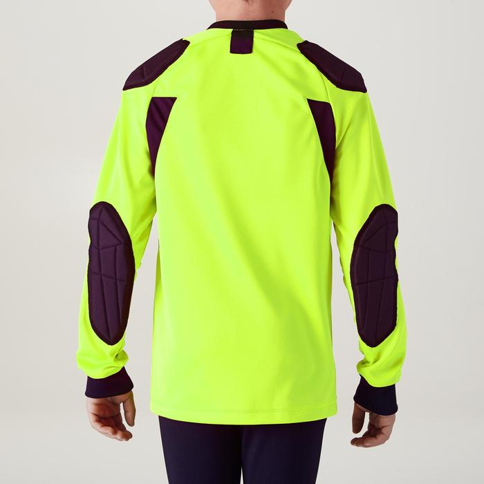 F100 Kids' Goalkeeper Jersey - Yellow