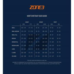 Neopreno Triatlón Zone 3 JR Adventure