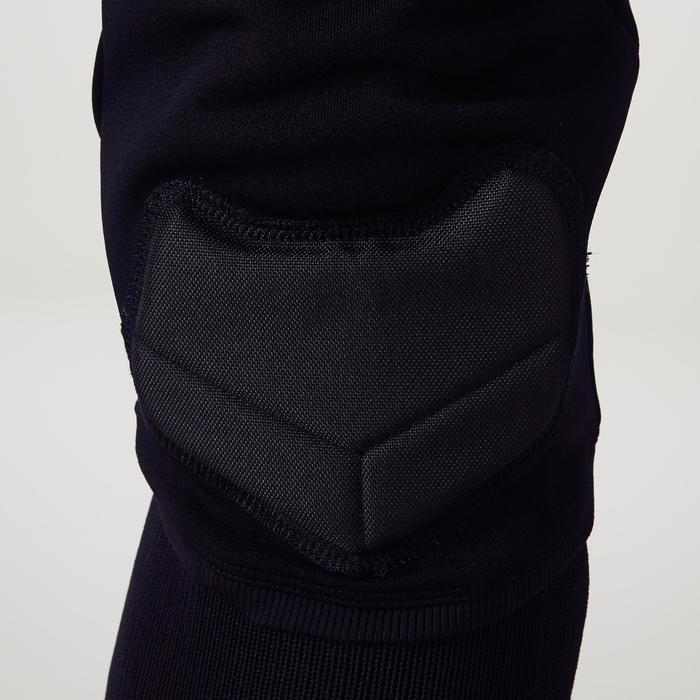 Keepersbroek kind F100 driekwart zwart