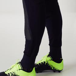 Pantalon de gardien de but enfant F100 noir