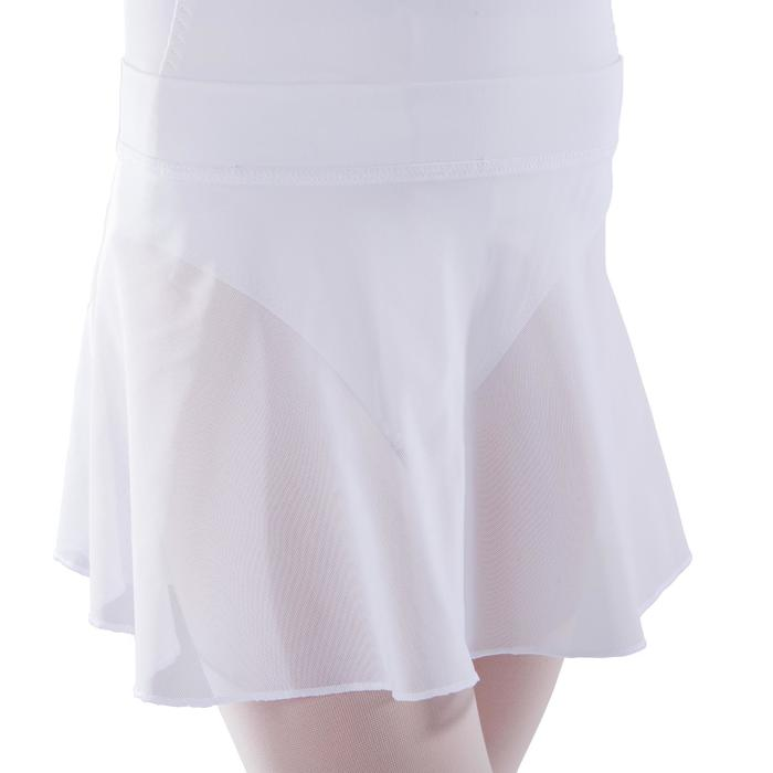 Girls' Voile Ballet Skirt - White