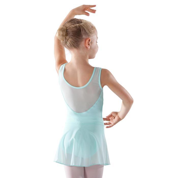 comprar online 79891 e11fe Falda Ballet Domyos Niña Gasa Rosa
