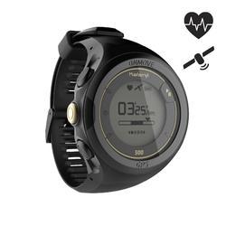 Reloj de running GPS y pulsómetro en muñeca ONmove 500 edición limitada dorado