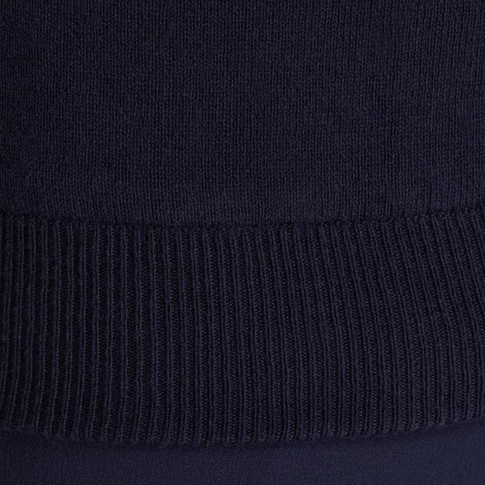 MEN'S NAVY COLD-WEATHER WINDSTOPPER GOLFING PULLOVER