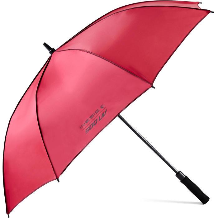 Parapluie golf 500 UV noir - 1487556
