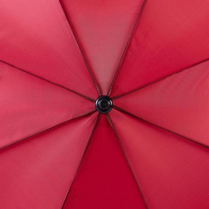 Parapluie golf 500 UV noir - 1487583
