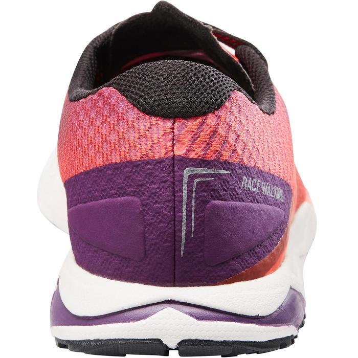 Walkingschuhe RW900 athletisches Gehen violett/orange