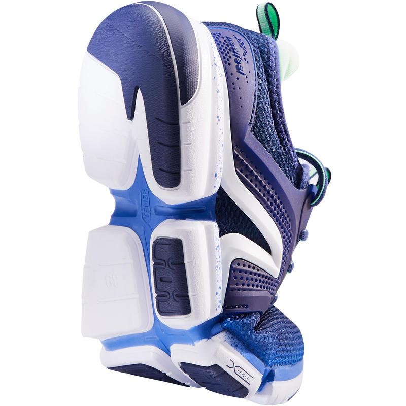 Walking Shoes for Women PW 590 X-tense - Blue/Green
