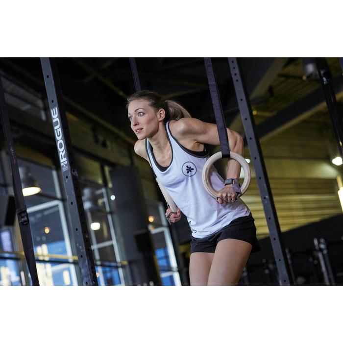 Anillas Gimnasia Cross Training Musculación Domyos