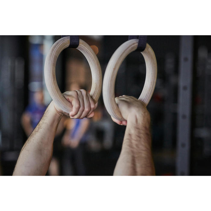 Ringen crossfit