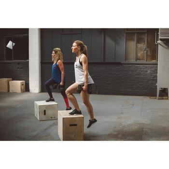 Jump box, boite pliométrique