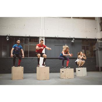 Jump box, plyometrie box