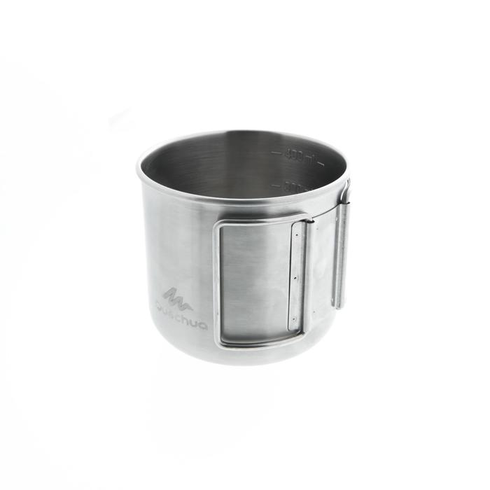 Stainless-Steel Hiker's Camping Mug MH150