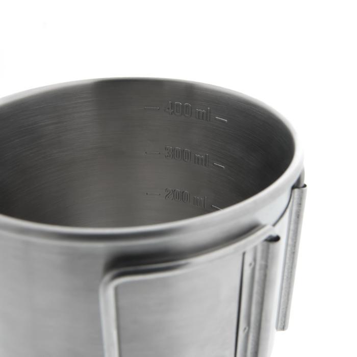 不鏽鋼露營馬克杯MH150(0.4 L)