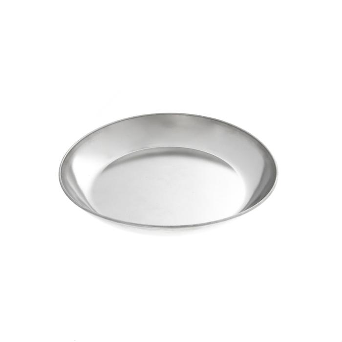 MH150 Hiker's Stainless Steel Flat Plate (0.45 litre)