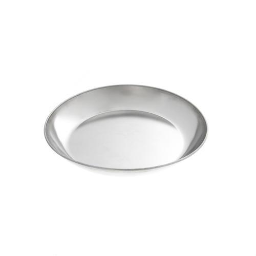 Assiette plate camp du randonneur MH150 inox (0,45 litre)