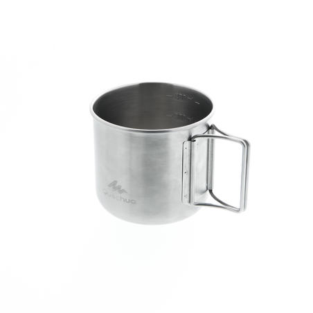 MH150 0.4 L Stainless Steel Camping Mug