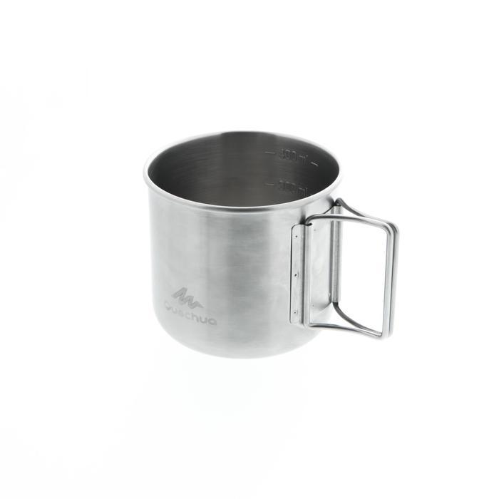 Roestvrijstalen drinkbeker voor wandelingen MH150