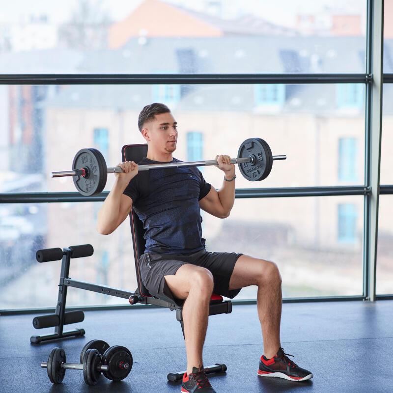 Musculation et croissance