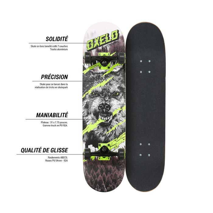 Skateboard SKATE MID500 ROBOT - 1487893