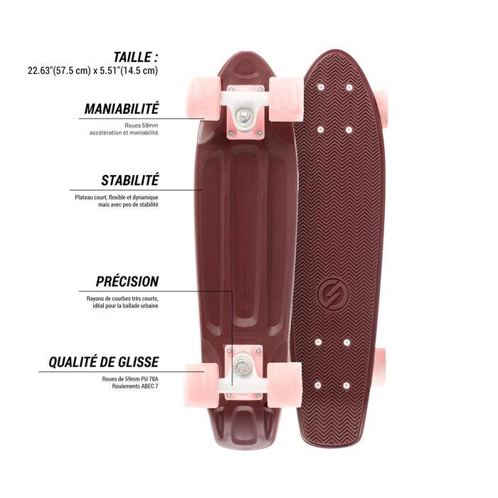 Cruiser Skateboard YAMBA Burdeos