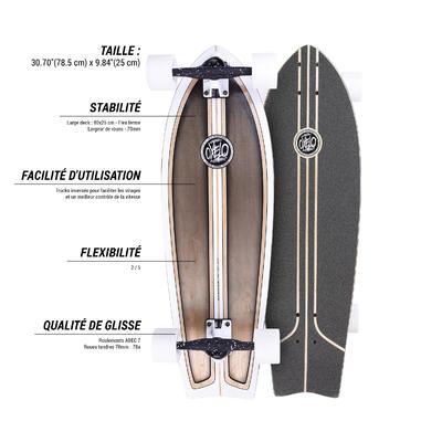 ក្តារស្គី Fish Classic Surf