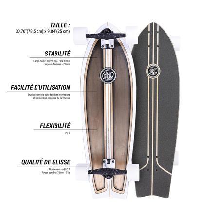 Лонгборд Fish Classic Surf