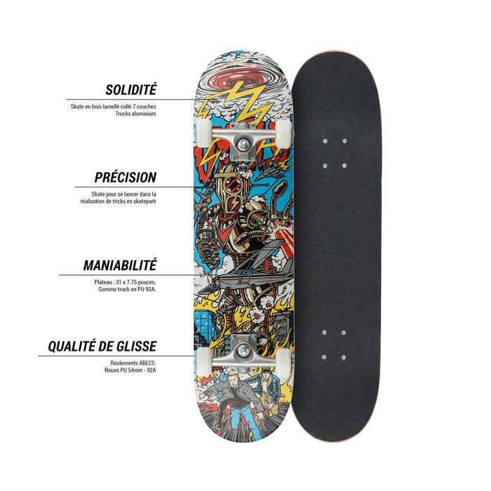 Skateboard SKATE MID500 ROBOT - 1487928