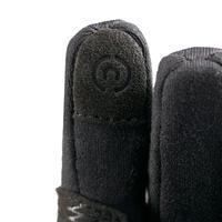 Gants extensible de randonnée MH500 noirs - Enfants