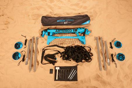Beach Tennis Kit (posts, nets