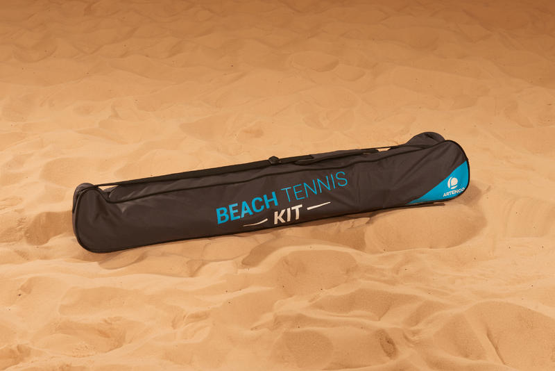 Beach Tennis Kit (posts, nets