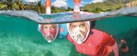 réparer son masque easybreath snorkeling subea