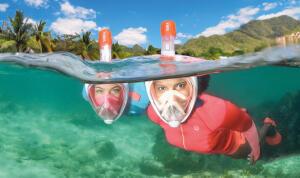 snorklingsmask easybreath subea vanliga frågor och svar decathlon