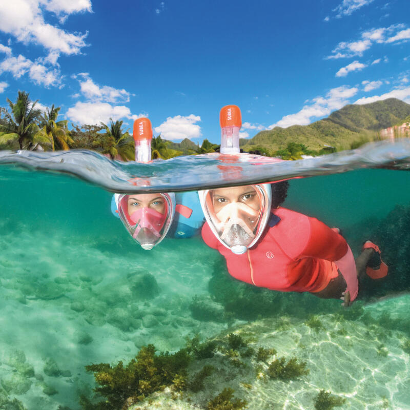 repair easybreath mask snorkeling tips subea