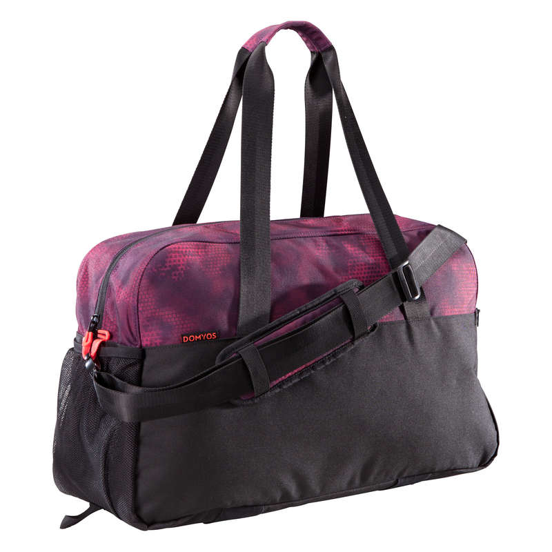 FITNESS CARDIO BAGS, ACCESS ALL LEVEL Fitness and Gym - Fitness Bag 30-Litre DOMYOS - Fitness and Gym