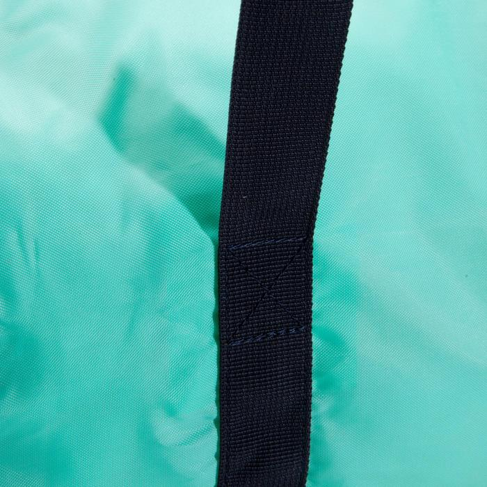 Bolsa fitness cardio-training plegable 30 L verde menta