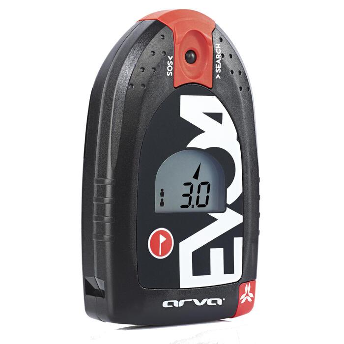 Detector de víctimas de alud Arva Evo 4 negro