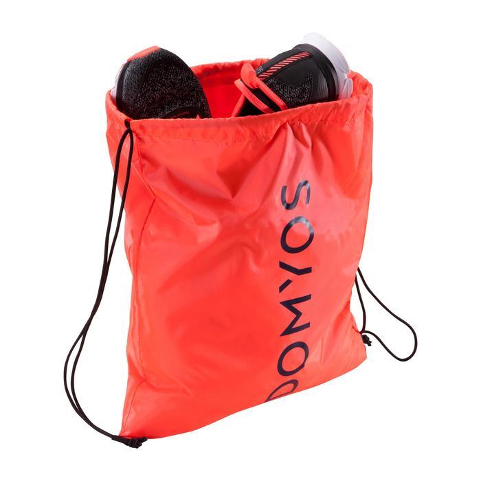 Mochila de cuerda Cardio Fitness Domyos calzado coral negro