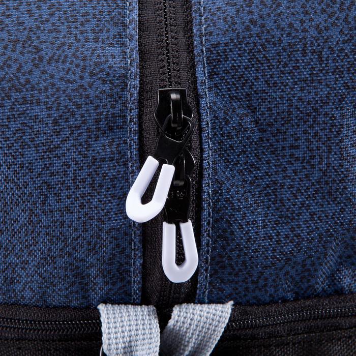 Sporttasche Fitness 30l blau/schwarz/grau