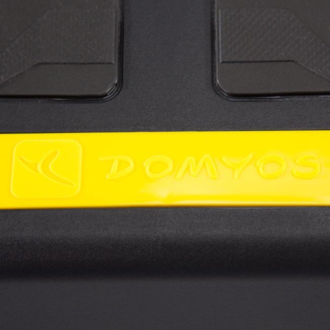 Comfort Step - Black/Yellow