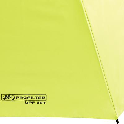 PARAPLUIE Golf 120 UV Jaune