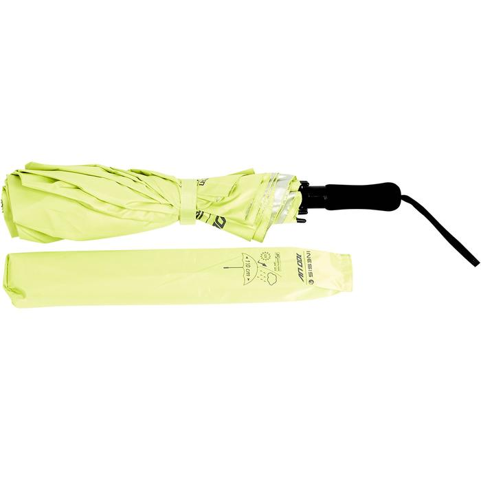 PARAGUAS de golf 100 UV amarillo