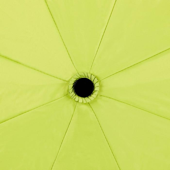 Golfregenschirm 100 UV gelb