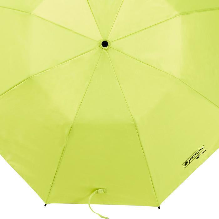 Golfparaplu 100 UV geel